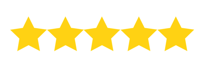 five star testimonial for the box escape room